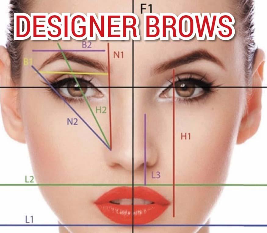 Designer Brows